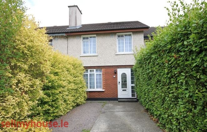 Lucan Terraced House for sale