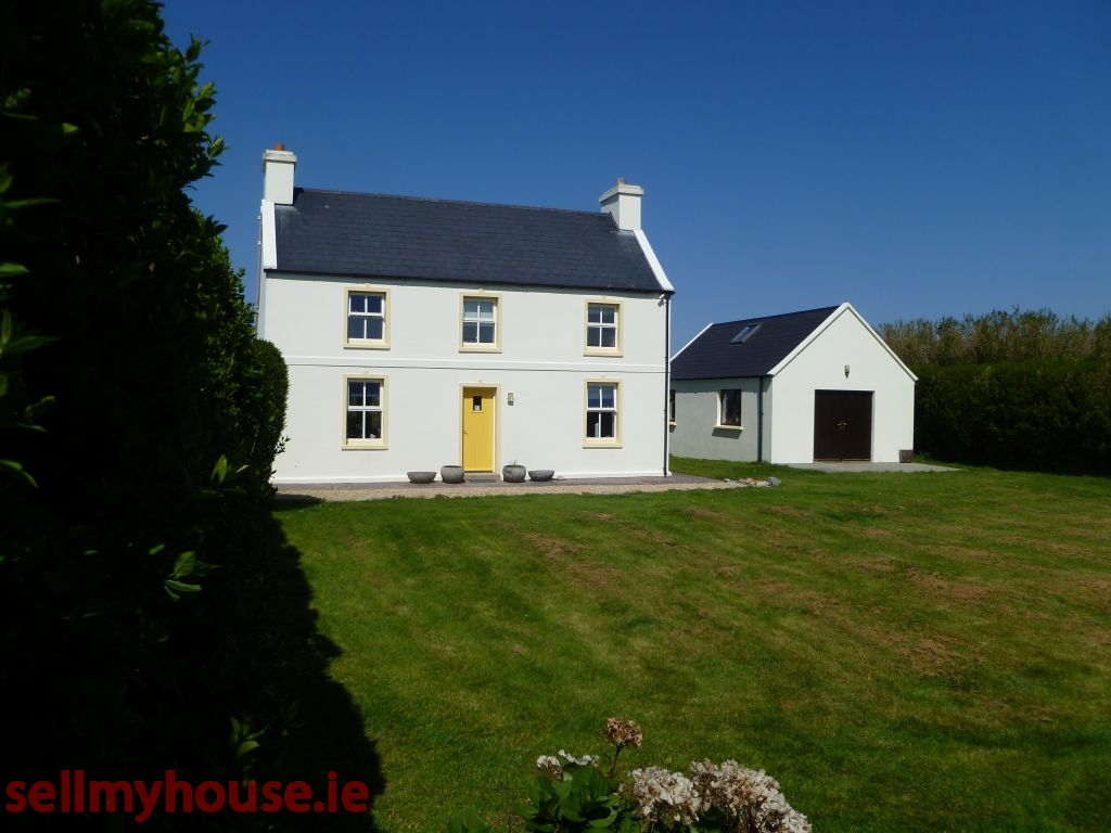 Waterville Farmhouse for sale