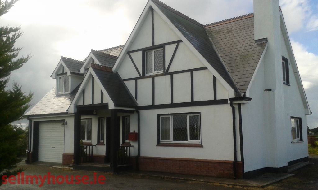 Moate Dormer Bungalow for sale