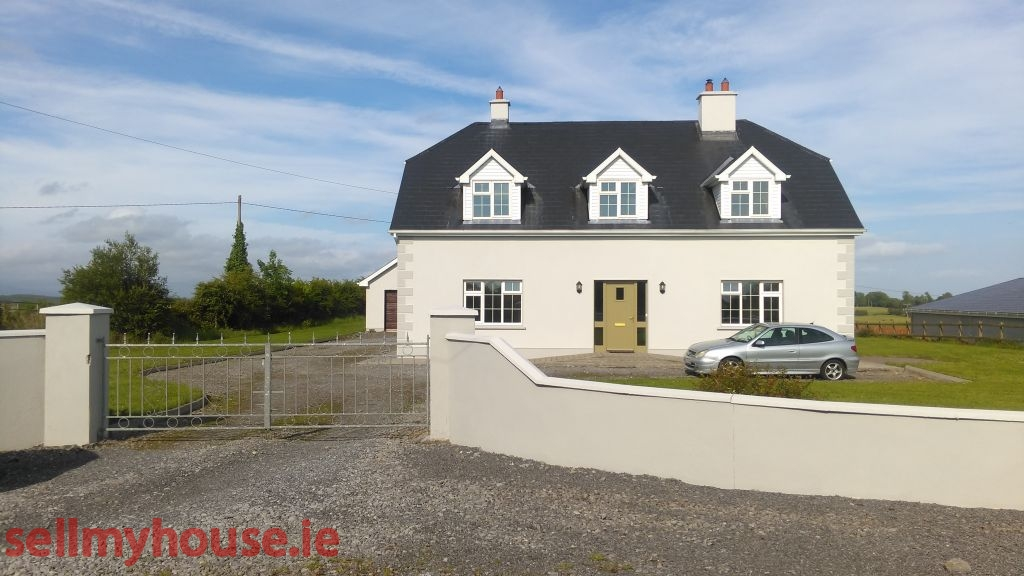 Croghan Detached House for sale