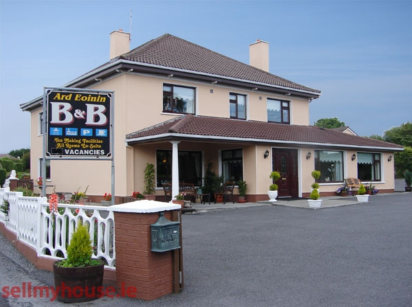 Spiddal Bed and Breakfast for sale