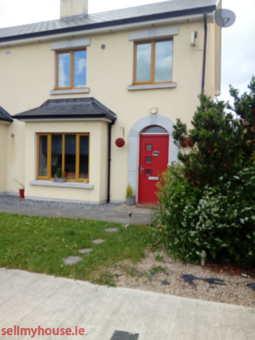 Cootehall Semi Detached House for sale