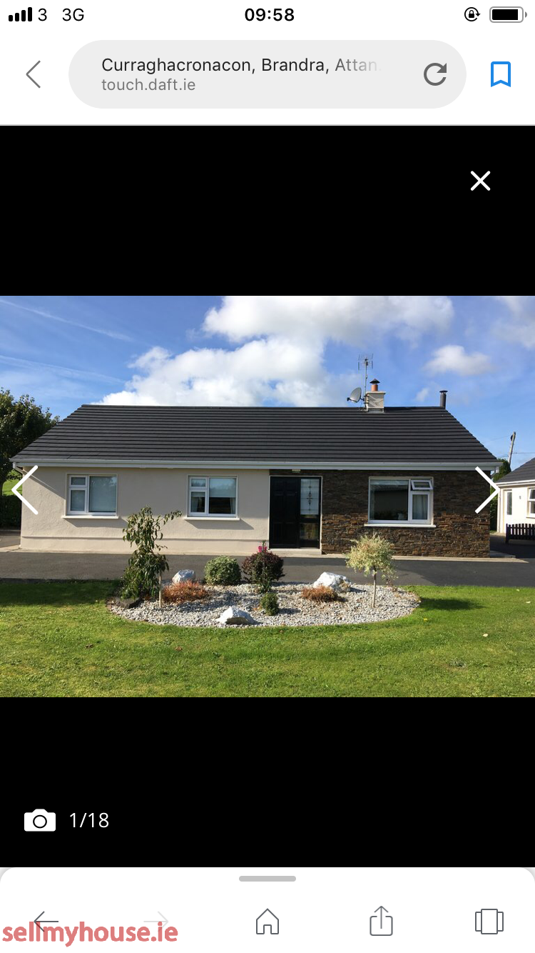 Abbeyleix Bungalow for sale