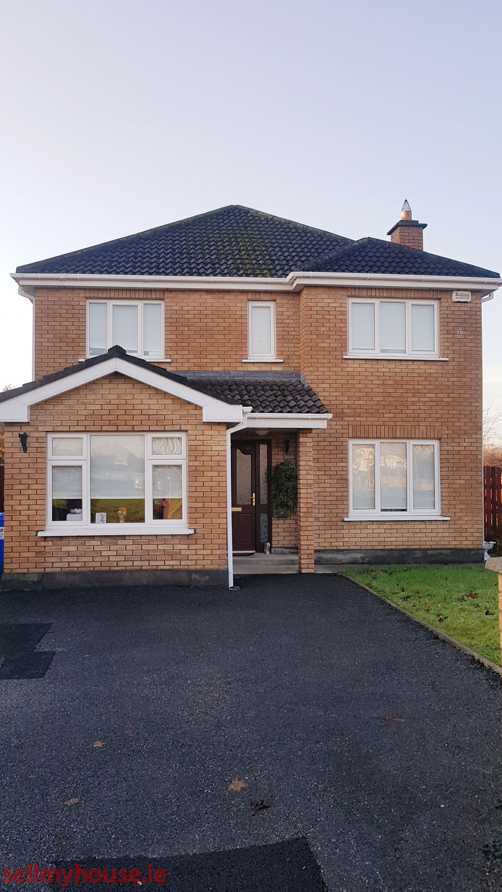 Kilbeggan Detached House for sale