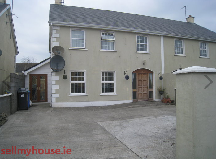 Edgeworthstown Semi Detached House for sale